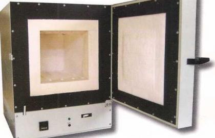 Камерные электропечи — нагреватели впрессованы в волокно
