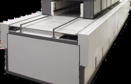Конвейерная печь SNOL 840/1000